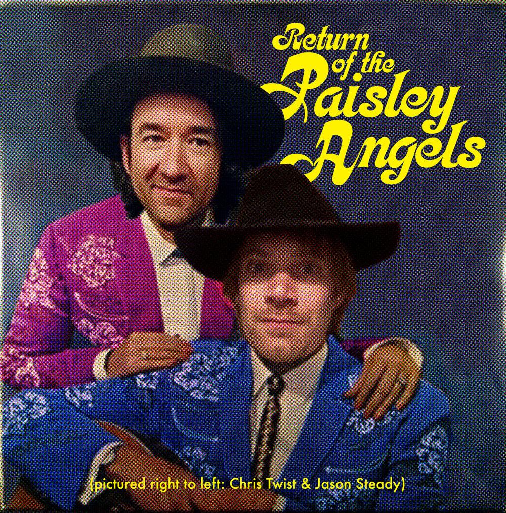 Chris Twist and Jason Steady